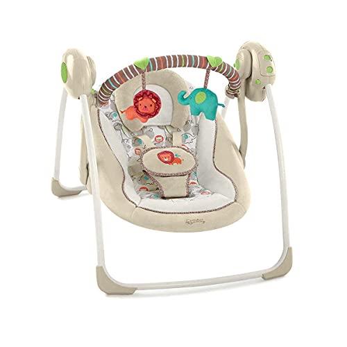 Ingenio, columpio portátil para bebés, Cozy Kingdom