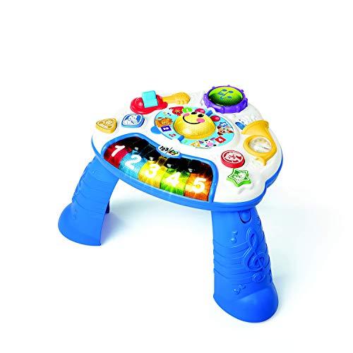 Mesa de juego ajustable en altura con teclas de piano