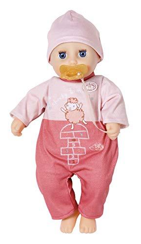 Zapf Creation 706398 Baby Annabell My First Cheeky Annabell, muñeca con función y sonidos, 30 cm