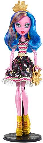 Monster High Mattel FBP35 Scary Ship Gooliope Jellington Doll