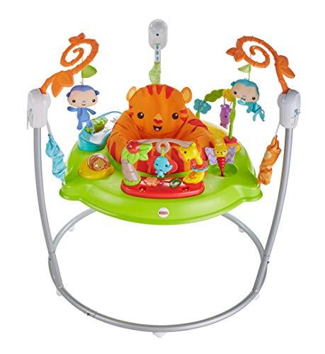 Saltos para bebés de Fisher-Price con música y luces