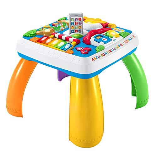 Mesa de juego divertida de aprendizaje de Fisher-Price
