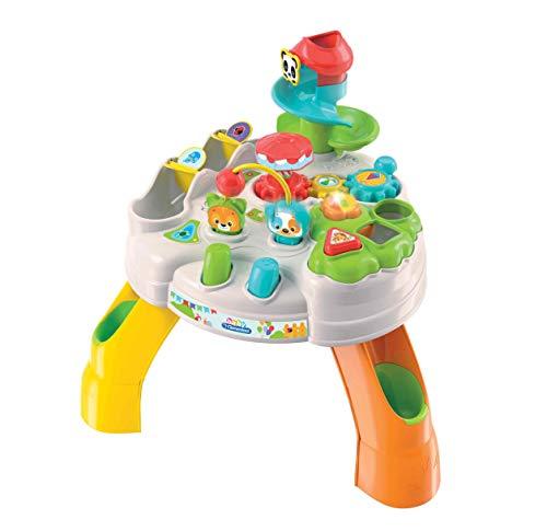 Mesa de actividades Clementoni 17300 Baby Park, multicolor