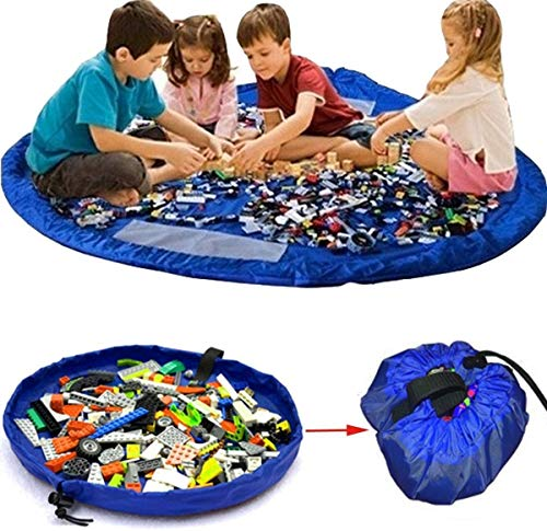 XXL bolsa de almacenamiento de juguetes bolsa de juguete bolsa de almacenamiento bolsa de almacenamiento bolsa de almacenamiento para niños manta de juego bolsa de almacenamiento de juguetes bolsa de almacenamiento almacenamiento de juguetes