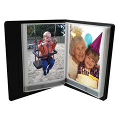 comunicador en formato de album de fotos para niños con discapacidad