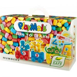 caja de playmais numeros