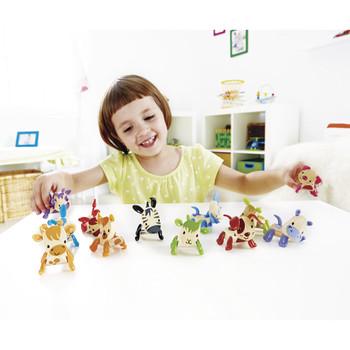 juguetes y jugar