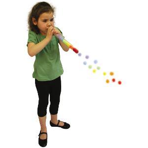 juguete para soplar y juegos de soplo