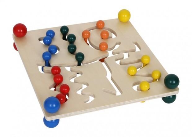 juguetes para el desarrollo motriz