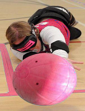 Goalball deporte paralímpico