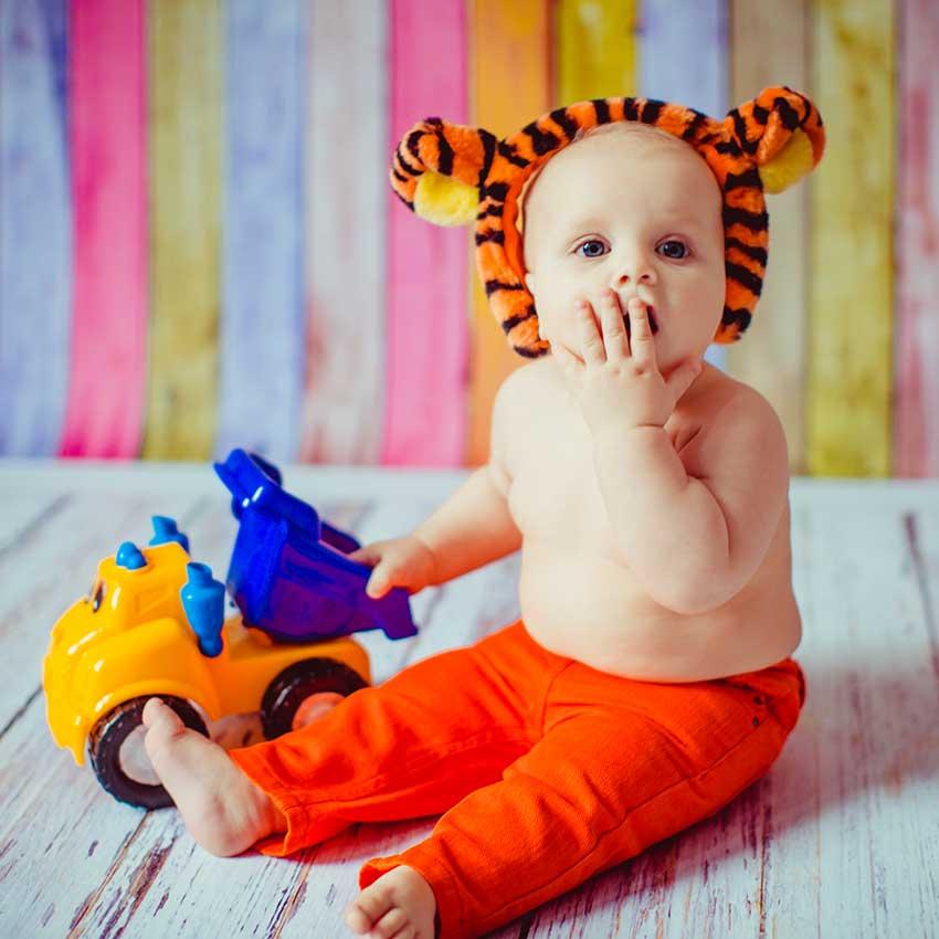 desarrollo de recien nacidos pequeños y bebes