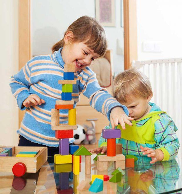desarrollo de los niños de 0 a 5 años