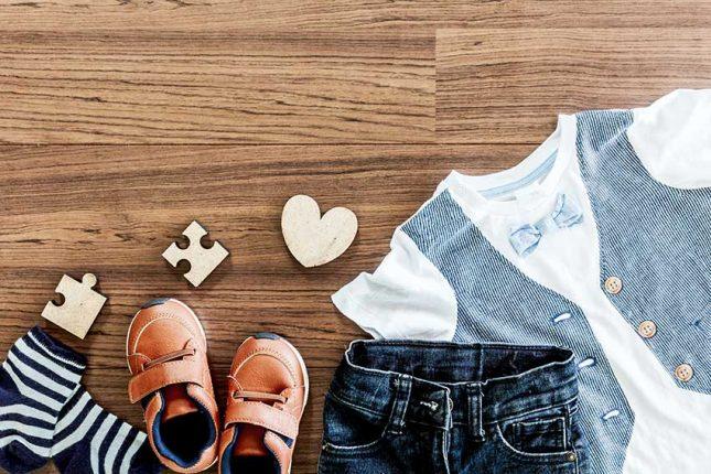 tallas de zapatos de bebe y niño