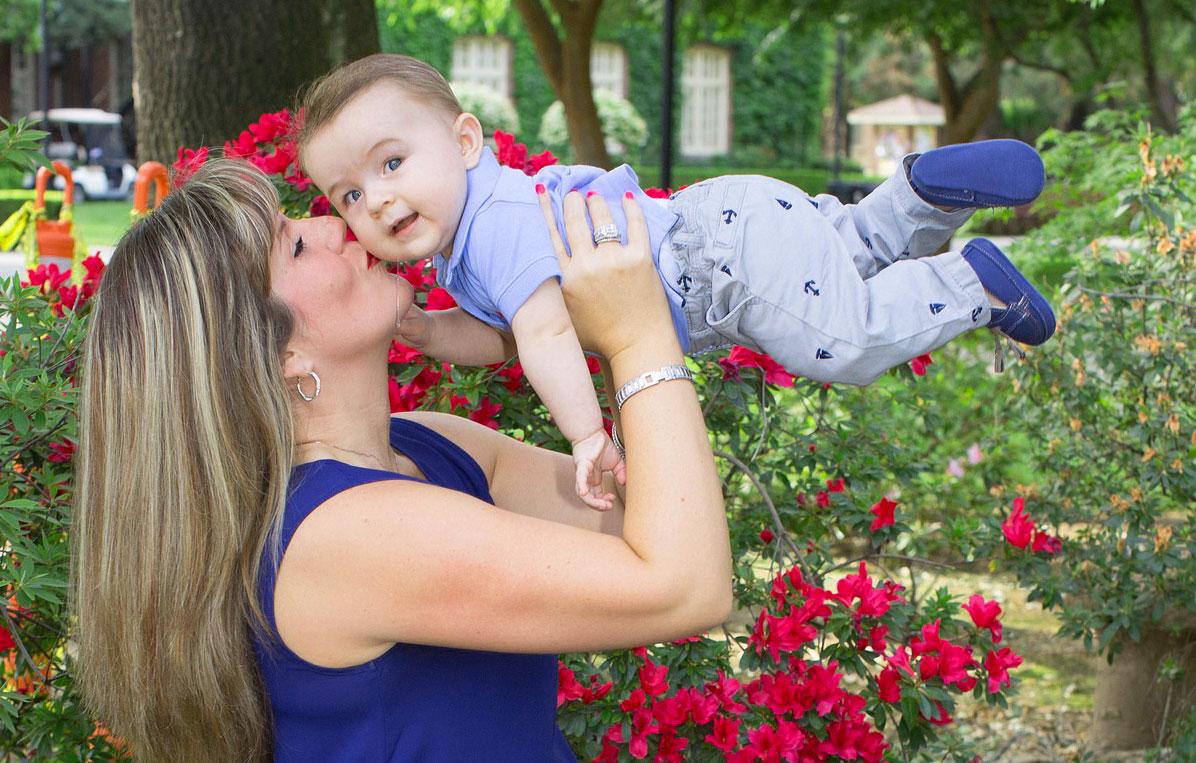 apego y vinculos de los bebes recien nacidos