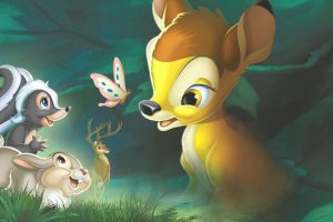 cuento de bambi