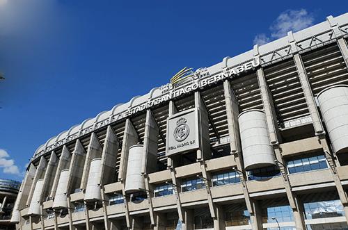 estadio de futbol en madrid