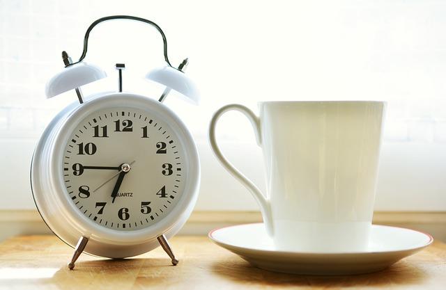 despertarse temprano