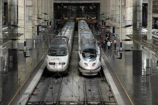 trenes madrid