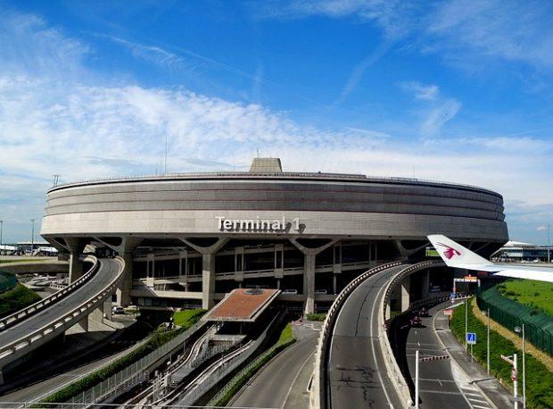 aeropuerto paris
