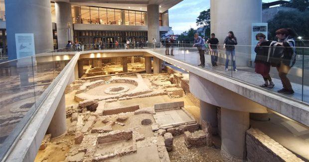 museo de la acropolis