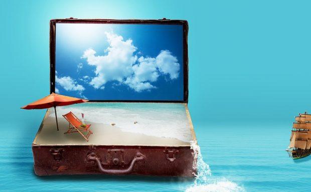 viaje de vacaciones