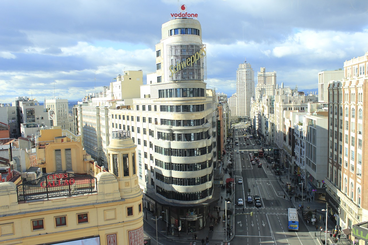gran via de madrid