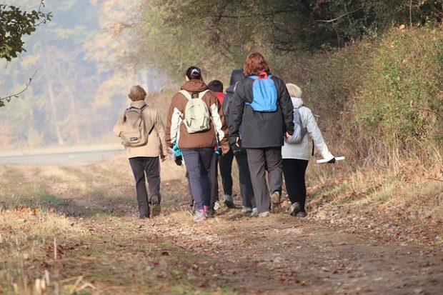 excursiones por el campo toda la familia