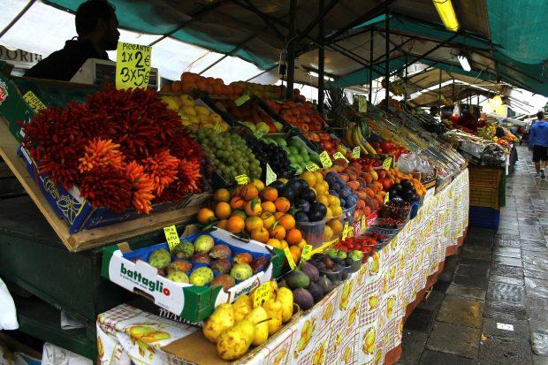 mercado en venecia