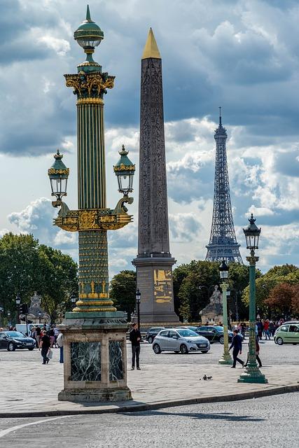 obelisco de paris