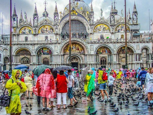 clima en venecia