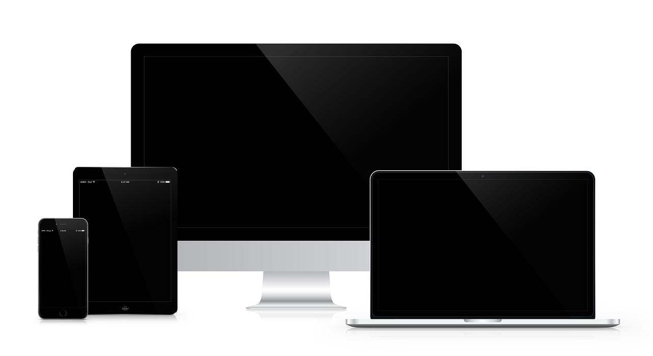 dispositivos de pantalla