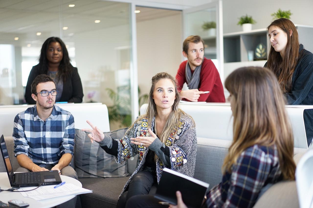 lideres efectivos en el trabajo