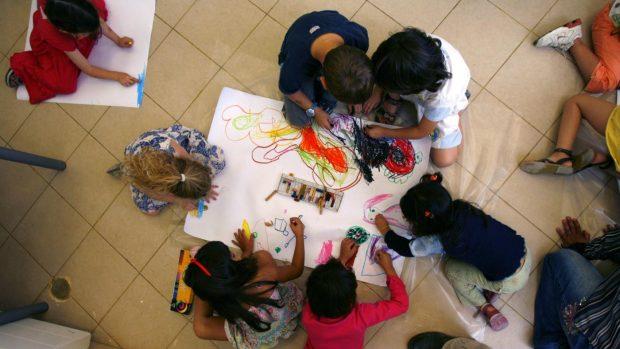 actividades y dinamicas en grupo para niños