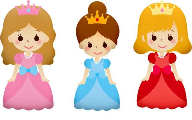 cuento de las tres princesas