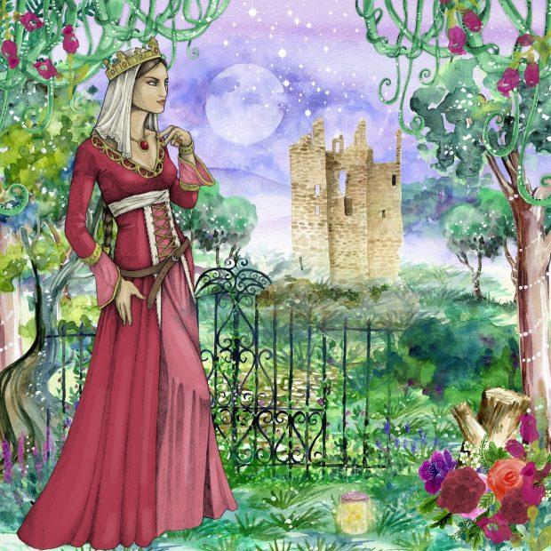 cuento de la princesa y el anillo