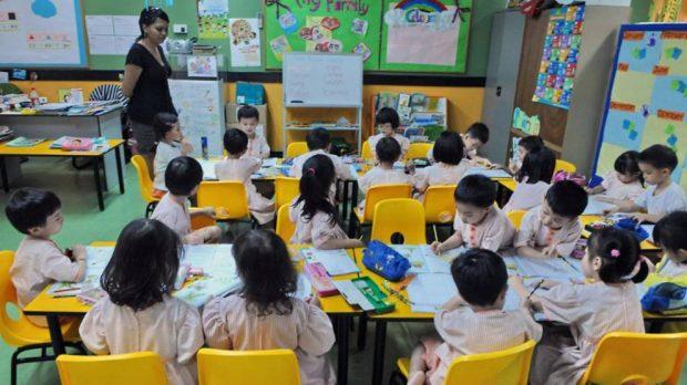 dinamicas y actividades para niños