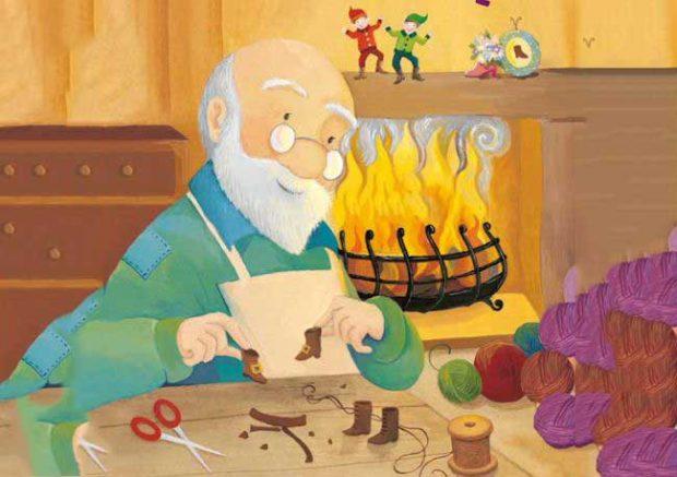 el zapatero y los duendes- cuento infantil para leer