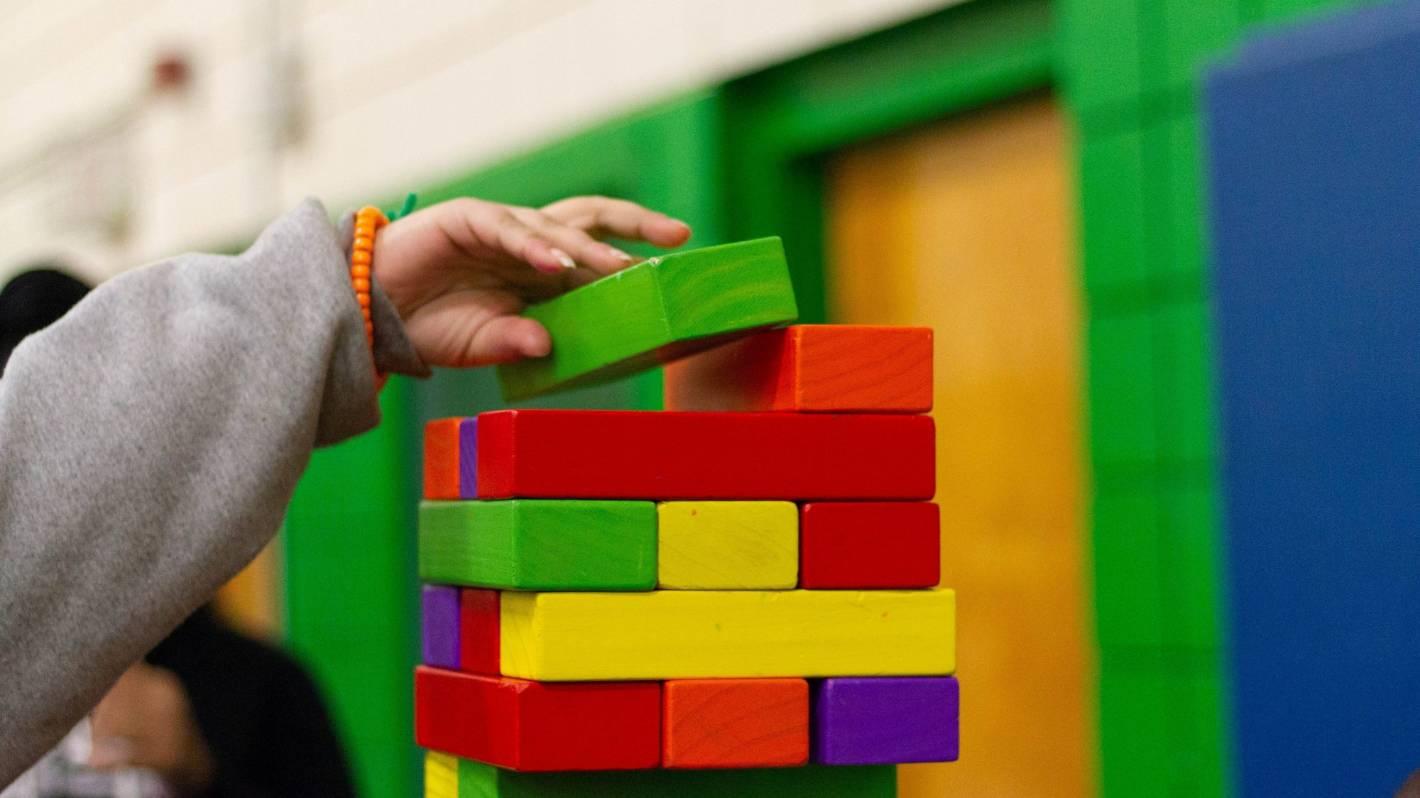 Juguetes Montessori de madera