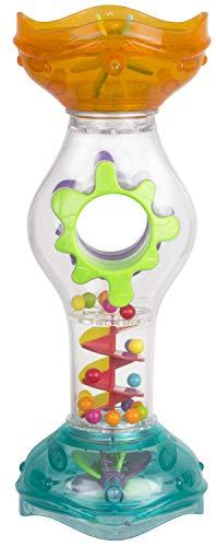 Playgro juguetes de baño rainmaker, juguetes de baño para bebés, a partir de 6 meses, sin BPA, colorido, 40216